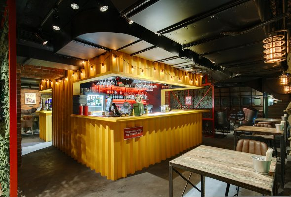 Ресторан HOOKAH BOX Aviator - Фото №3