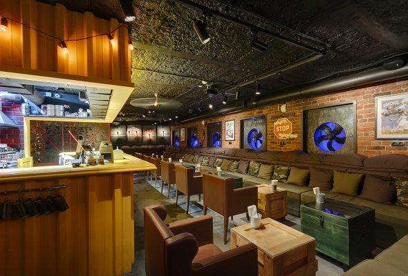 Ресторан HOOKAH BOX Aviator - Фото №2