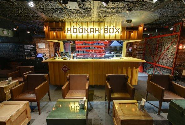 Ресторан HOOKAH BOX Aviator - Фото №1