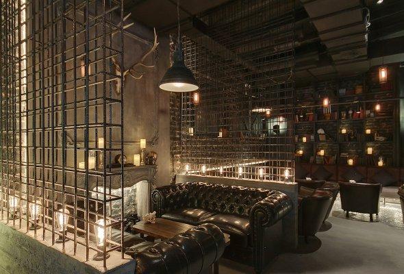 Бар Tangiers Lounge - Фото №2