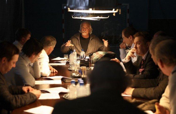 «12» (2007 год), реж. Никита Михалков