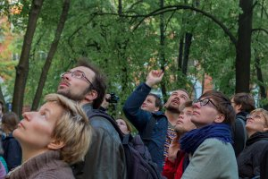В Москве возобновляют работу уличные лектории об истории районов