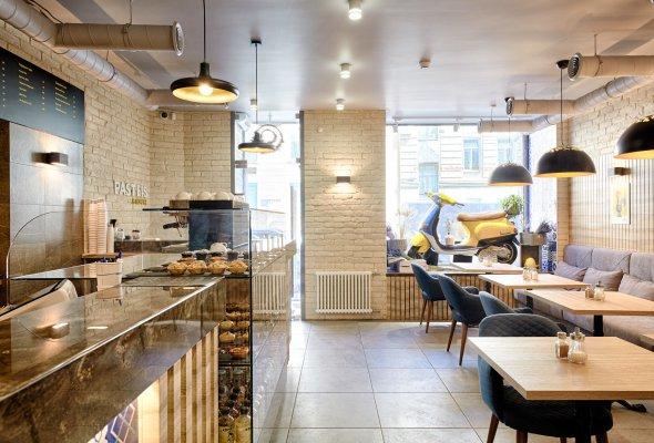 Кофейня Pasteis & Coffee - Фото №0