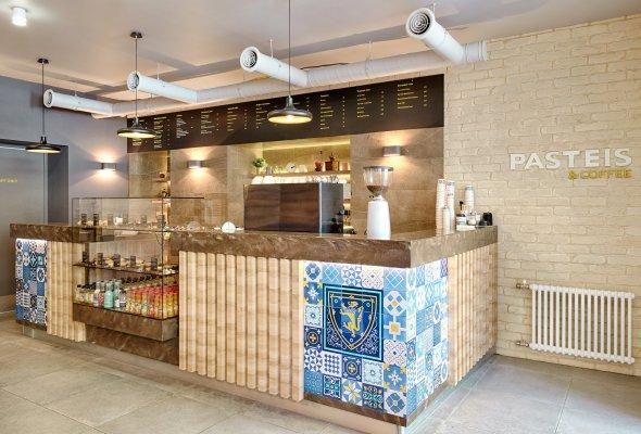 Кофейня Pasteis & Coffee - Фото №2