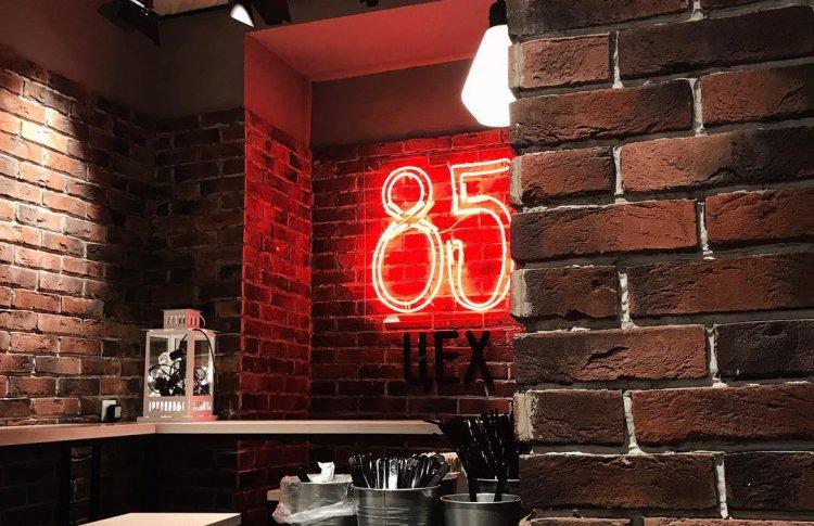 Пекарня «ЦЕХ85» на Заневском проспекте