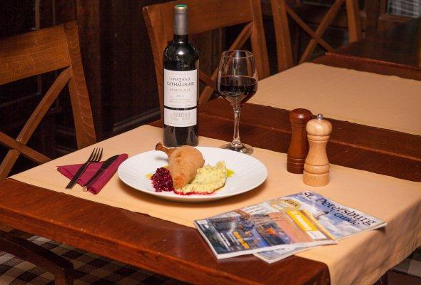 Ресторан Mr. Grön - Фото №2