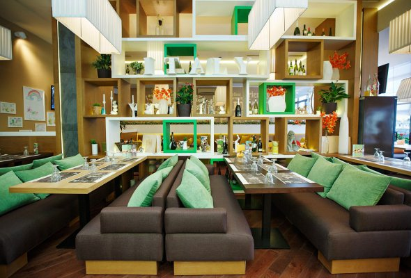 Ресторан Bona Capona на проспекте Славы - Фото №3