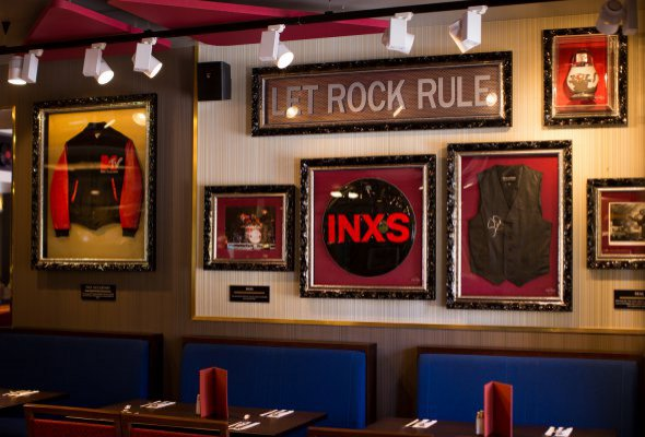 Hard Rock Cafe - Фото №0