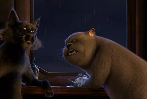 Большой кошачий побег - Фото №5