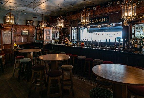 Black Swan Pub & Shop - Фото №0