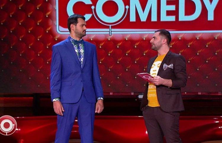 Юбилейный концерт Comedy Club в Сочи