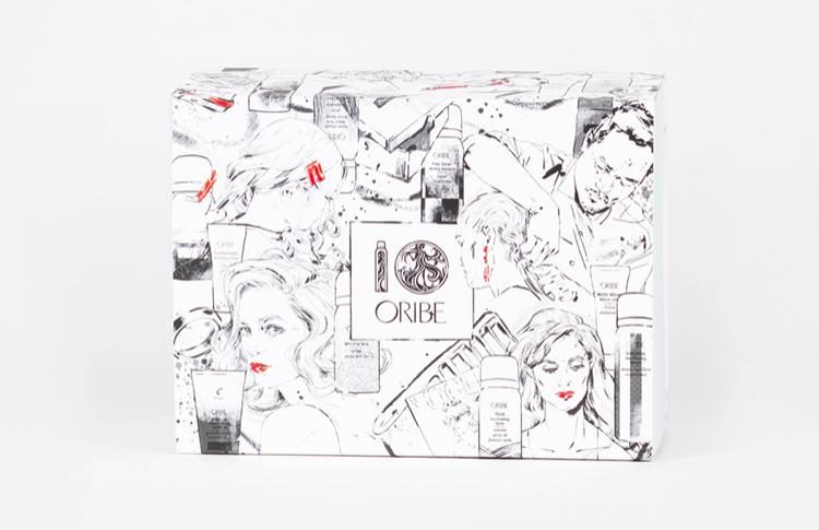 Бьюти-бокс Oribe в честь 10-летия бренда в России начнет продаваться 17 октября