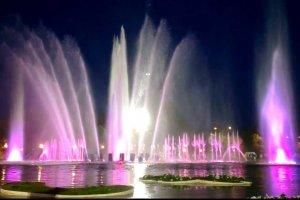 Ремонтники добавят красок в фонтан в Парке Горького