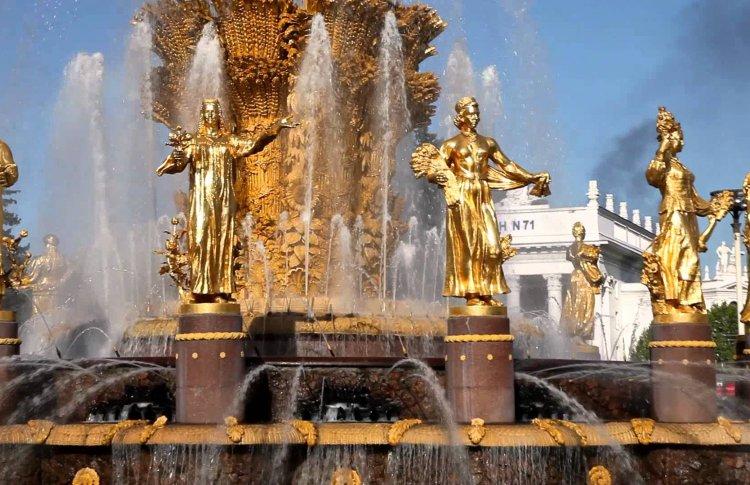Самые знаменитые фонтаны ВДНХ отремонтируют первый раз за 60 лет