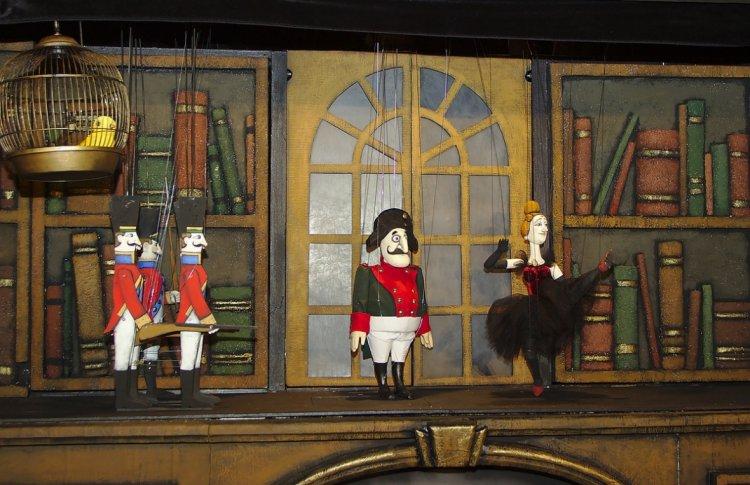 В Москве впервые пройдет кукольная «Ярмарка»