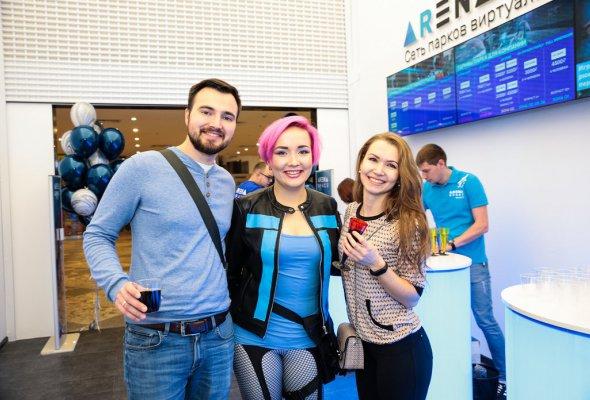 Открытие самого большого в Восточной Европе VR-парка - Фото №0