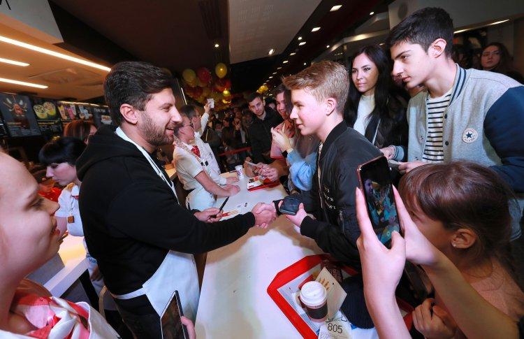 «МакХэппи День» за первую неделю собрал 6,6 млн рублей в пользу детей