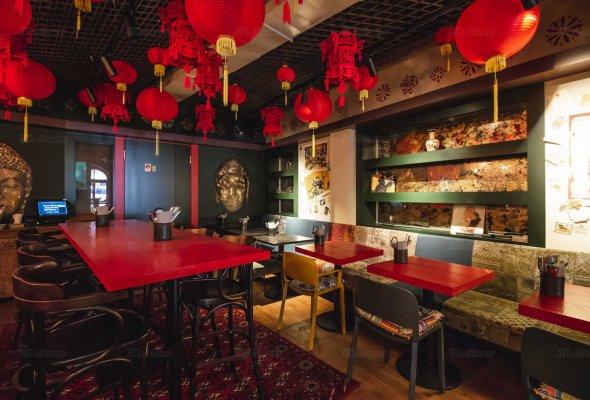 Ресторан «Китайская квартира Брюса Ли» - Фото №0