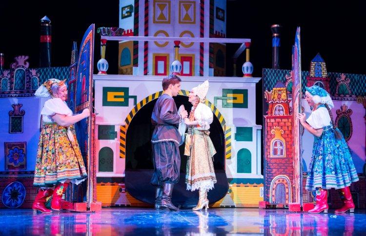 Великолепная семерка: на свой юбилей «Театриум» дарит зрителям лучшие спектакли