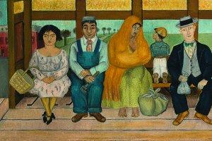 «Viva la Vida. Фрида Кало и Диего Ривера. Живопись и графика из музейных и частных собраний»,