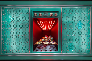 Надо видеть: Праздничные витрины магазина Tiffany & Co