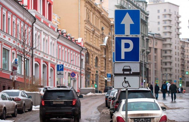 Парковки в новогодние праздники будут бесплатными