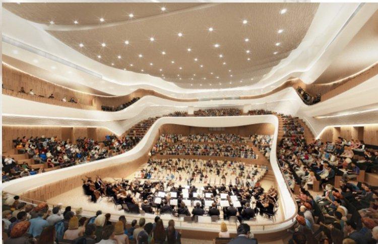 Концертный зал «Зарядье»