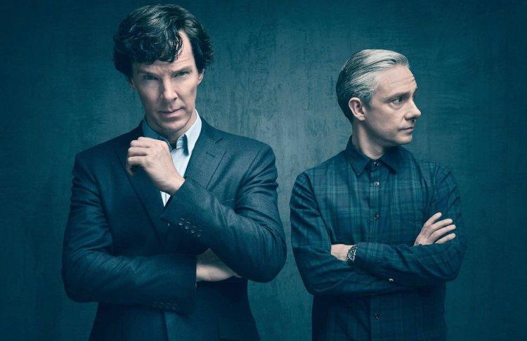 8 забавных фактов о «Шерлоке»