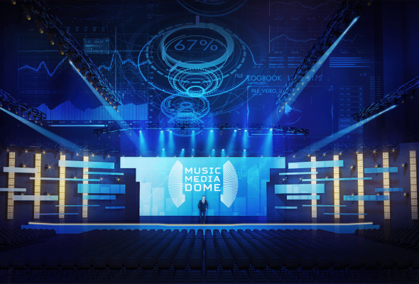 Music Media Dome  - Фото №2