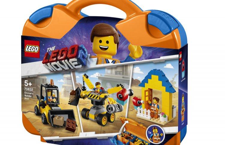 Встречаем премьеру «ЛЕГО ФИЛЬМА-2» с новыми наборами LEGO