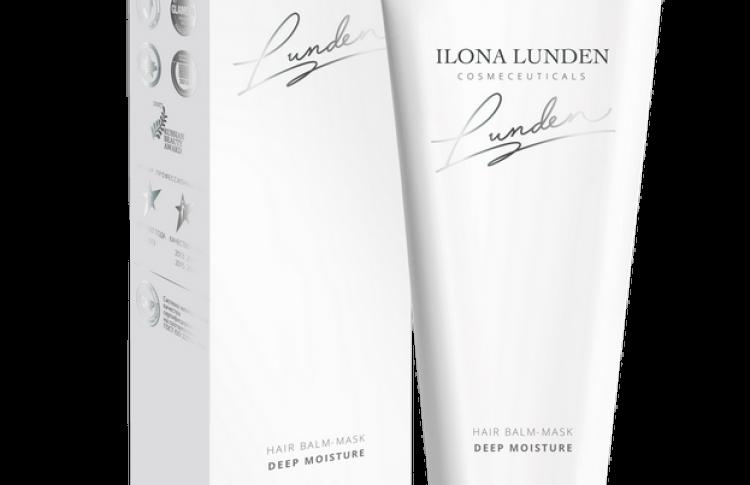 Новинка месяца: маска для сужения пор Ilona Lunden