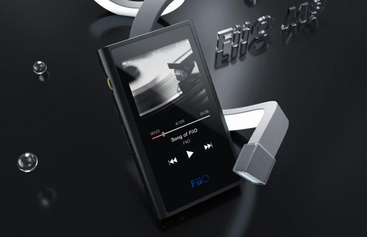 Широкий спектр: портативный аудиоплеер FiiO M9