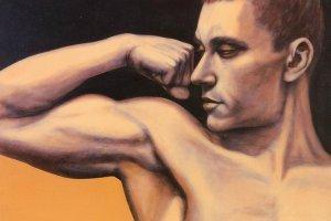От фараонов до футболистов: как художники разных эпох изображали мужчин