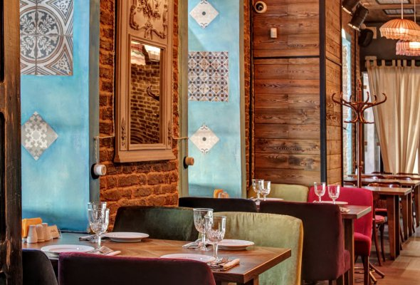 Ресторан ChaCha - Фото №3