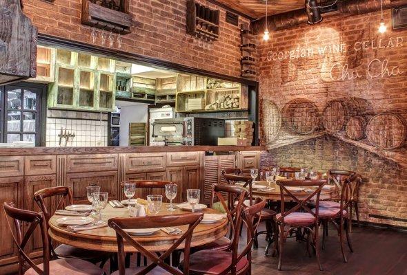 Ресторан ChaCha - Фото №0