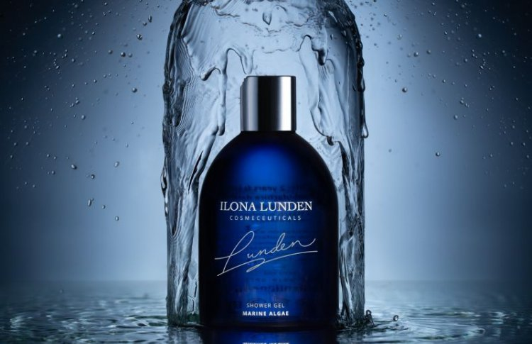 Надо брать: водорослевый гель-уход для душа Ilona Lunden