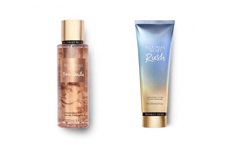 Victoria's Secret выпустила коллекцию парфюмированных средств The Mist Collection