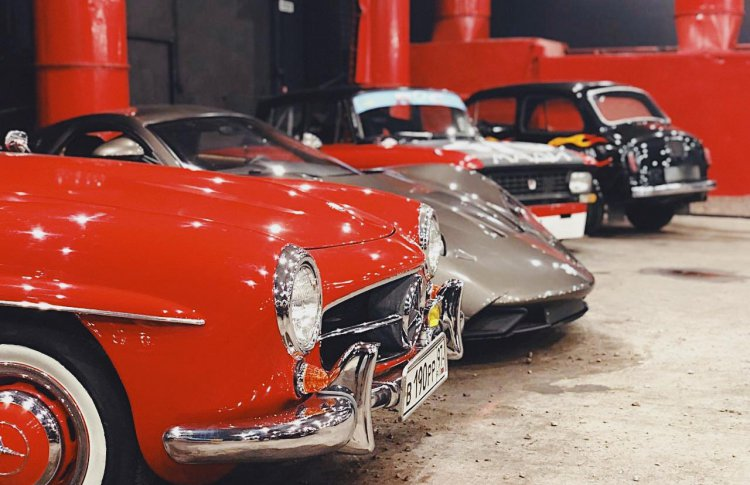 В Москве открылся новый музей автомобилей
