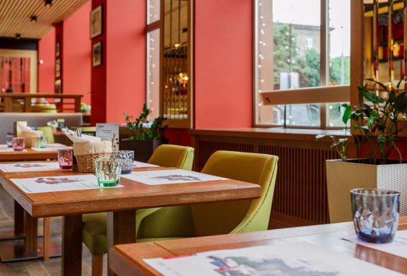 Ресторан Italy на Московском   - Фото №2
