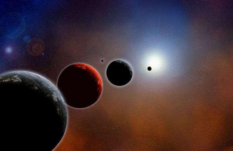 Малый парад планет случится на этой неделе в небе над Москвой