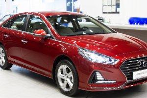 Hyundai Sonata: тест-драйв