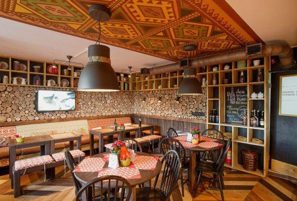 Ресторан «Пхали-Хинкали» на Просвещения  - Фото №1