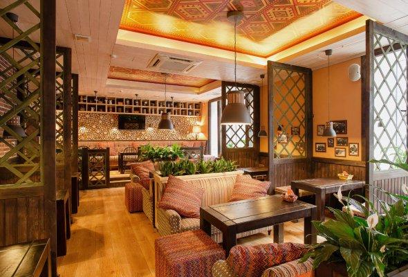 Ресторан «Пхали-Хинкали» на Большой Морской - Фото №2