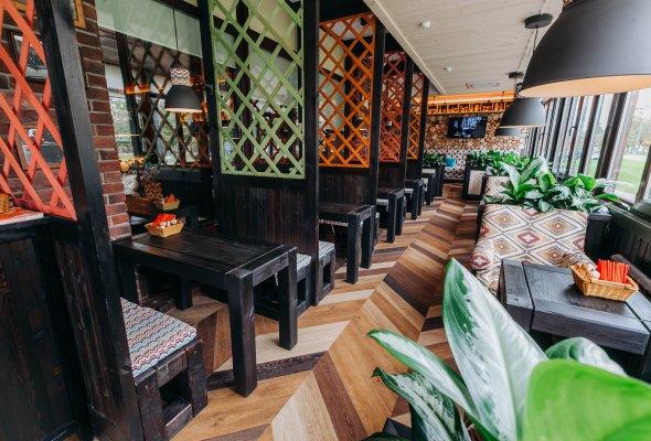 Ресторан «Пхали-Хинкали» на Ветеранов - Фото №0