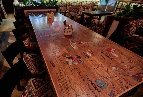 Ресторан «Пхали-Хинкали» на Юрия Гагарина - Фото №2