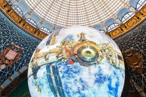 На ВДНХ под куполом пройдет концерт «Чайковский и космос»