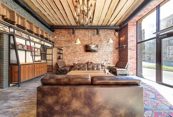 Ресторан Sofa&Par на Краснопутиловской - Фото №0