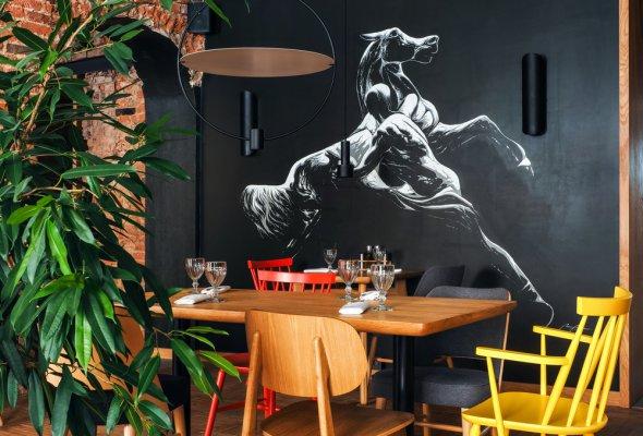 Ресторан «Четыре сыра» - Фото №0