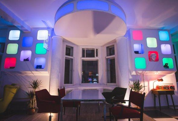 Кальянная «Diskette Lounge Дискета бар»  - Фото №0