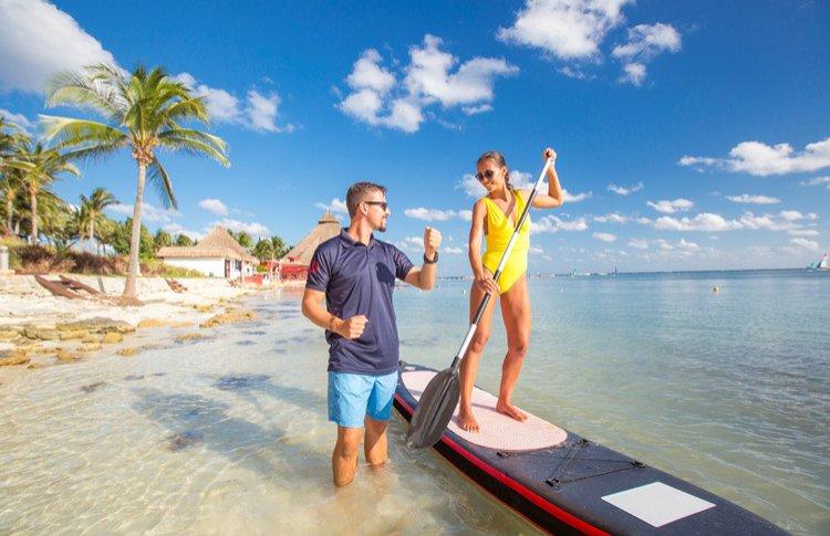 Редкие виды спорта в райских уголках планеты: гид от Club Med